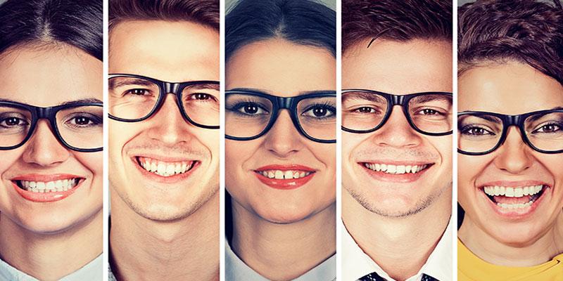 Welke bril past bij me? Leesbrillen365