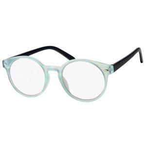 leesbrillen saar mintgroen
