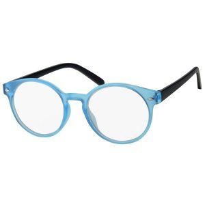 leesbril saar blauw